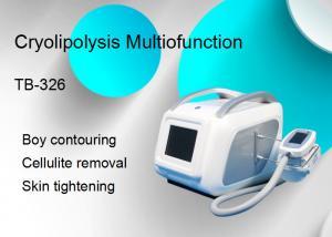 China 100Kpa 3 In 1 Vacuum Multifunction Cryolipolysis Slimming Machine For Men And Women on sale