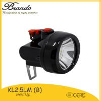 led cordless lamp with ergonomic design ,small offset miners lamp for sale with msha
