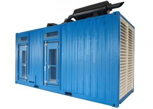 China 1000kva water cooled generator 4008TAG2A silent Container type on sale