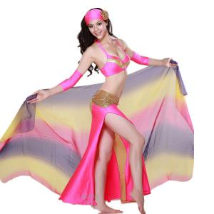 ff6fd7e31 ... Quality Spandex Turkish Belly Dance Costumes   Belly Dancing Outfits In  Sexy Split for sale ...