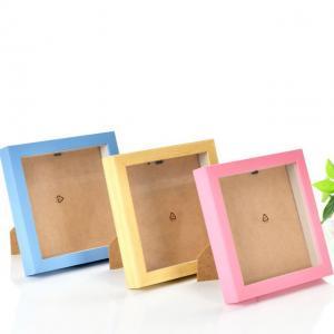 China Fashion mdf photo frame, decorative photo frame, butterfly photo fram on sale