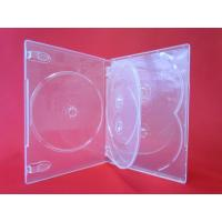 China cas clair superbe de 5 dvd de 14mm, cas multi de dvd on sale