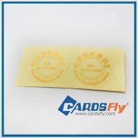 China custom vinyl stickers on sale