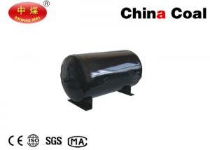 China 20L Compressed Air Tank Black 20L Compressed Air Storage Tank with 5 Hole on sale