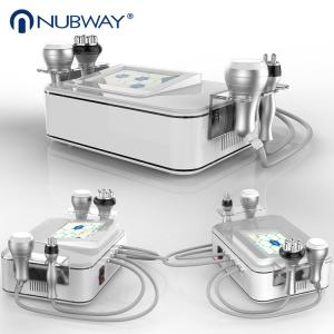 China 40 Khz Ultrasonic Cavitation body shaping Weight Loss Slimming Device Lipo Ultra Cavitation RF Machine on sale