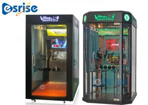 China Customed Coin Operated Videoke Machine HIFI Headset Professional Microphone on sale