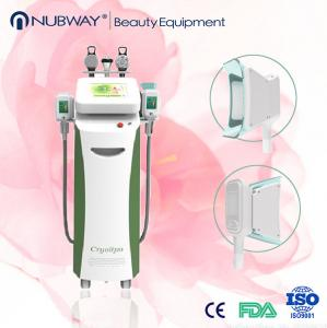 China Newest slimming beauty equipment hot Cryolipolysis 3d lipo laser slimming machine on sale