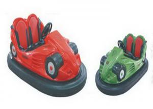 China Outside Play Bumper Cars / Mini Bumper Cars For Baby 1 Year Warranty on sale