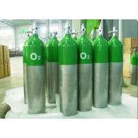 Hot Sale 40L Steel Oxygen Gas Cylinders ( W. P. = 15Mpa , 6m3 ) From China Factory