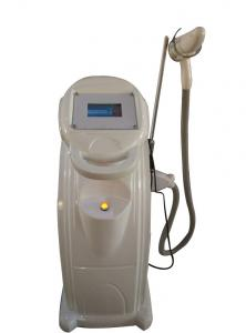 China Whiten Skin Ipl Laser Machine For Home Use , Permanent Laser Hair Removal Equipment on sale