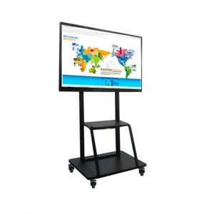 China Free Stand All In One Touchscreen Monitor  3840 * 2160 Resolution For School Meeting Room on sale