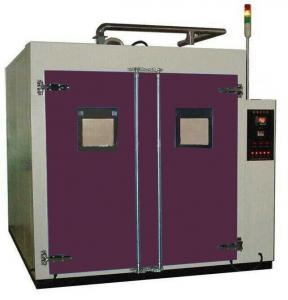 China Temperature Fast Change Large Capacity Battery Pack Salt Spray Test Machine on sale