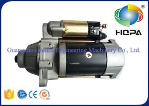 China Mitsubishi 6d16 Engine Truck Starter Motor For Sk350-6 Sk250 Sk200-5 Excavator on sale