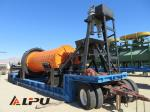 Large Capacity Portable ore mineral Grinding Ball Mill Manufacturer