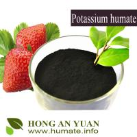 Powder State  60% HA  Potassium Humate / Humic Acids  Organic Fertilizer