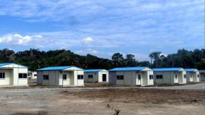 China Affordable Prefab Portable Cabins / Fully Furnished Mobile Homes For Hostel Accommodation on sale