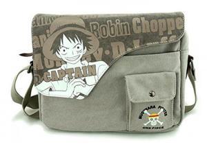 China Single Shoulder Sling Messenger Bag / Despatch Postman Mens Messenger Bags Leather Canvas on sale