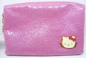 China Polyester material and PVC lining 18*12*26CM Fashion Cosmetic Bag / toiletry bags on sale
