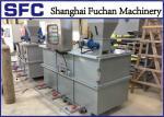 Powder / Liquid Flocculant Polymer Preparation Unit Station For Sludge Treatment