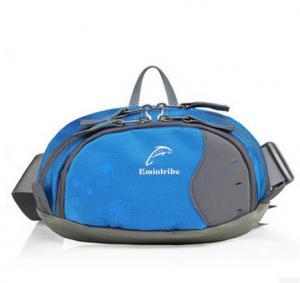China Colorful Fanny Pack Waist Bag Nylon Belt Bag on sale