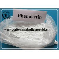 China Phenacetin Anti Inflammatory Supplements Acetophenetidine For Pain Killer CAS 62-44-2 on sale