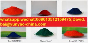 China Widely used paint and coating pigment from chinese factory on sale