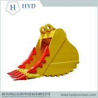 wheel loader 4 in 1 rock bucket excavator bucket