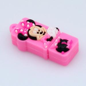 China Cute Silicone Usb Flash Drive Cover, Colorful Cartoon Usb Flash Drive Covers for OEM Gifts on sale