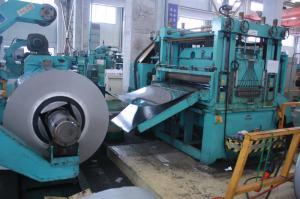 China LISCO Cold Rolled Stainless Steel Coils , Polish CR stainless steel For Industry on sale
