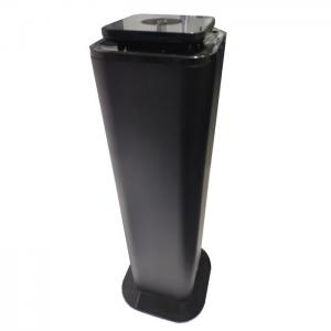 China WiFi Cellphone APP Control Remote Black Aluminum Housing Scent Diffuser for Lobbies on sale