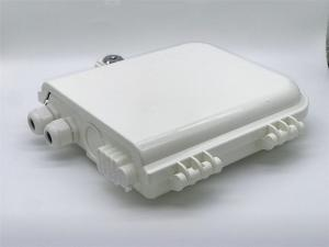 China Customized Supply 8 Cores optical fiber Termination Box for Telecommunication on sale