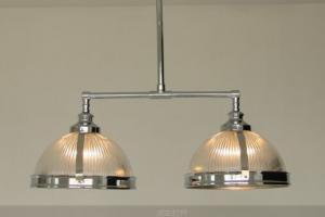 China Hand - Polished Finish Industrial Vintage Lighting Illuminium Kitchen or Workplace on sale