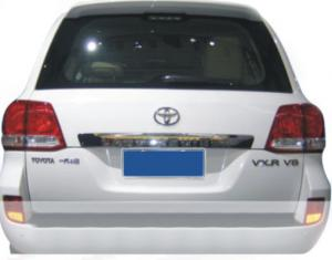 China Car Spoiler Rear Wing-- TY51109 For Land Cruiser 200  2008-2009 with Light on sale