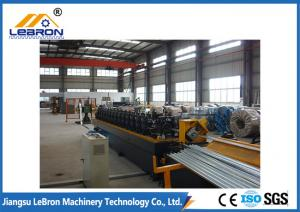 China CNC Control C Z Purlin Roll Forming Machine , High Speed C Channel Forming Machine on sale
