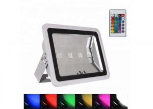 China 50w Cob Waterproof Ip65 Rgb Led Flood Light , Commercial Outdoor Led Floodlights on sale