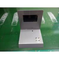 Multi - Language TFT POS Video Display Digital Photo Frame With Button Control