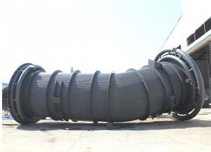 China P355NH Welded Steel Pipe Anealed Pickled Round Shape Pressure Purposes on sale
