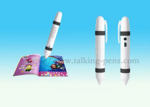 China Cute Head Slim Kids Point Reading Pen OID2.0 Volume Control Songs Playing on sale