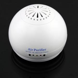 China Portable Negative Ion Ionic Fresh Air Purifier Cleaner on sale