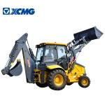 XCMG XC870K Farm Mini Tractor With Backhoe And Front End Loader