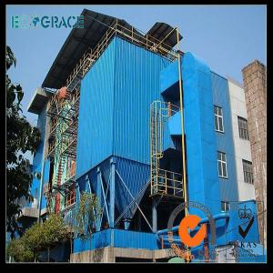 China Foundary Melting Furnace Dust Collector High Temperature Fume Extraction on sale