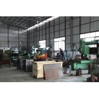 China Custmized Color φ40 φ60 Stainless Steel Pipe Making Machine / Tube Mill Equipment on sale