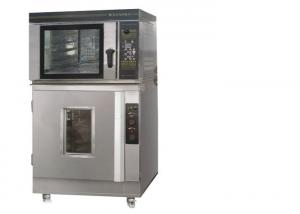 China Electric Commercial Convection Oven with Proofer Baking Combination Oven Baking Oven on sale