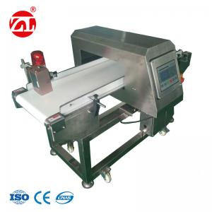 China Custom Belt Conveyor Metal Detectors , Food Industry Metal Detector on sale