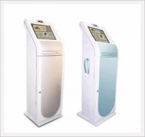 China 17″ 19″ TFT LCD displays high light - transmittance Self service multimedia touchscreen kiosk on sale