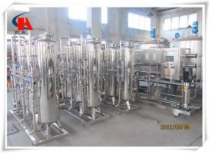 China Reverse Osmosis Industrial Water Treatment Systems High Flow For Ground Water on sale