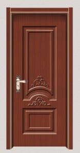 China Melamine Molded Door Skin on sale
