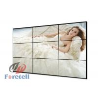 Waterproof Lcd Tv Wall Panel Designs , 3x2 Video Wall Solution 3500 Contrast
