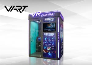 China 1KW Power Self - service Play House / VR Arcade Machines with Arcade Monitor on sale