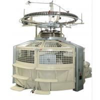 China Low Noise Industrial Circular Knitting Machines 220V / 380V 50HZ High Durability on sale